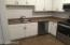 renovated kitchen, all new stainless steel appliances