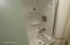 BATHROOM NEW TUB & FIXTURES & CABINETS