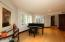 Piano area off living room