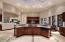 Kitchen island great room