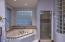 Master bathtub and shower