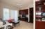 Teen lounge or study area