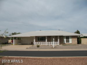 9922 W Alabama Avenue, Sun City, AZ 85351