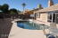 Oversized Backyard with Newly renovated Cool Deck and Pool Resurfaced