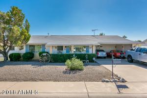 11023 W CINNEBAR Avenue, Sun City, AZ 85351