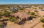 East aerial view of this beautiful property.