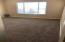 Master Bedroom NEW CARPET OCT. 2018