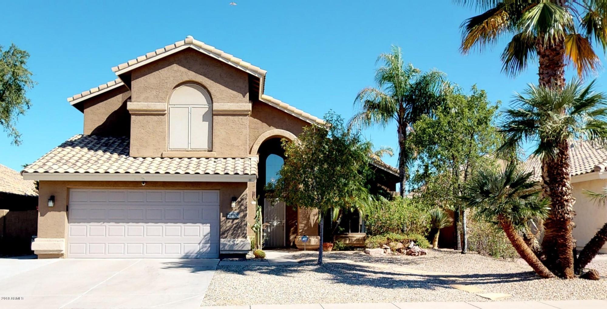 7252 E MEDINA Avenue Mesa AZ 85209