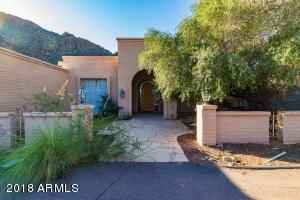 5301 E PARADISE CANYON Road, Paradise Valley, AZ 85253