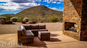 Mountain views will relax you from this expansive rear patiio and yard. Pristine views up to the top of soaring Continental Peak