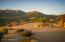 7+ Acre Gated Estate on a cliff over the Rowe Wash, has the best views of Continental Peak, No HOA, No Steps, and a horse property in Carefree!