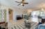 Beautiful open floor plan has New interior paint and great lighting.
