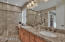 Fully remodeled Master Bath