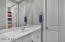 Jack & Jill Bathroom for Bedrooms 3 & 4