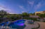 Great views, privacy and upgraded pool light system!