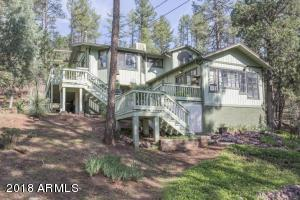 3877 WHISPERING PINES Road, Pine, AZ 85544