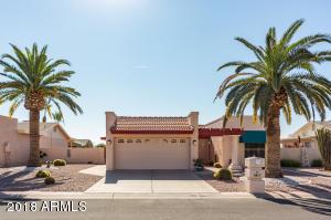 9817 E NAVAJO Place, Sun Lakes, AZ 85248