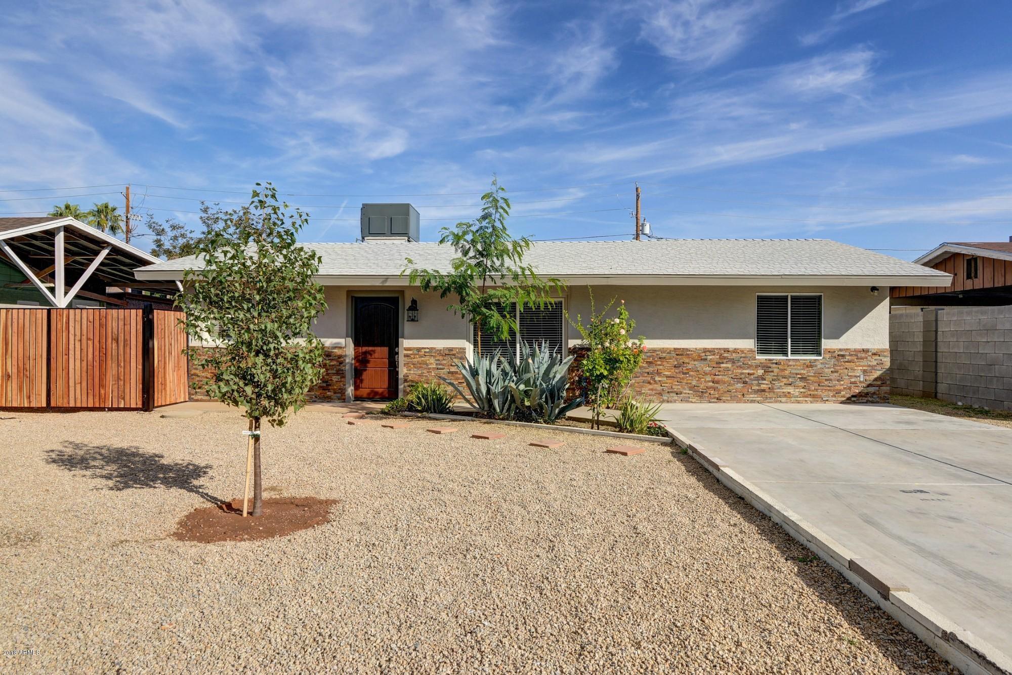 1411 N 43RD Place Phoenix AZ 85008