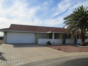 11130 W NOCTURNE Court, Sun City, AZ 85351