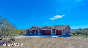 Large set back area, perfect opportunity to customize for your perfect home& property.
