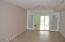 Tile Floors, French Doors to AZ Room