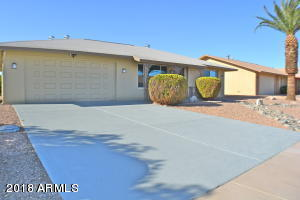 12450 W MARBLE Drive, Sun City West, AZ 85375