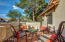 Beautiful & Popular Front Courtyard Sitting Area! Perfect for this neighborhood, as the neighbors are the best!