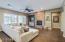Completely open floor plan for entertaining - plenty of room for large furniture!