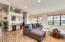 Formal gathering are a breeze with a separate living area