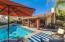 Stunning resort style backyard