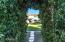 Hedge Arch