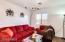 Cozy loft nook