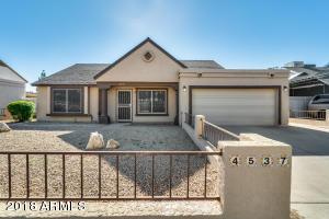 4537 W TARO Drive, Glendale, AZ 85308