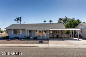 10701 W HOPE Drive, Sun City, AZ 85351