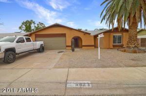 5823 W MICHELLE Drive, Glendale, AZ 85308