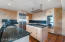 Newer appliances including Sub-Zero Frig, double ovens & granite counter tops