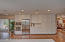 Well planned functional kitchen with plenty of storage, counter and prep space, stainless appliances