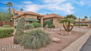 Excellent curb appeal in a low maintenance yard