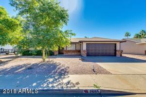 2665 E IRWIN Avenue, Mesa, AZ 85204