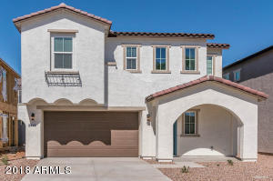 *Photos from our previous model home.