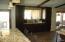 kitchen, dry bar, pantry