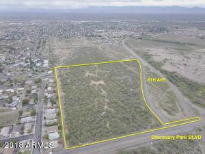 8th and Discovery Boulevard, Safford, AZ 85546