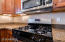 Gas cooktop and gas oven