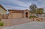 Front Elevation - Two Car Garage, Double RV Gate, Driveway w/ Pavers
