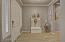 Interior Front Foyer w/ Crown Moulding
