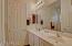 Jack and Jill Bathroom - Between Bedrooms #3 and #4