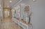 Formal Main Hallway w/ Crown Moulding
