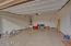 Garage w/ Epoxy Coated Flooring