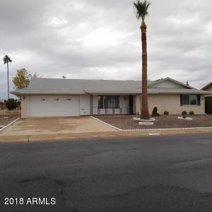 19806 N WILLOW CREEK Circle, Sun City, AZ 85373