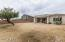 LARGE BACKYARD WITH GRANITE AWAITING YOUR PERSONAL TOUCH.